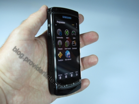 samsung i8910hd review test
